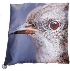 In The Mood Sierkussen Vogel - 45x45 cm