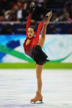 Mao Asada Photos Photos: Figure Skating - Day 14