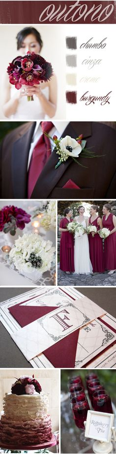 Wedding bouquets maroon burgundy ideas for 2019 Marsala And Gold Wedding, Burgundy Wedding, Fall Wedding, Diy Wedding, Dream Wedding, Garden Wedding, Wedding Ideas, Wedding Colors, Wedding Styles