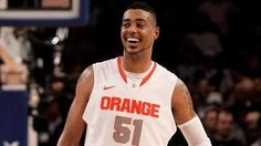 Fab Melo could look good in green.
