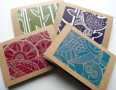 Lino Cut   { fun }