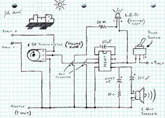 Mini Guitar amp hack for Distortion Electronics Basics, Electronics Components, Electronics Projects, Subwoofer Box Design, Diy Amplifier, Dc Circuit, Guitar Diy, Electronic Circuit Projects, Electronic Schematics