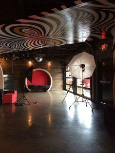 photoshoot set at proof houston Roof Top, Houston, Photoshoot, Lighting, Home Decor, Decoration Home, Photo Shoot, Room Decor, Lights