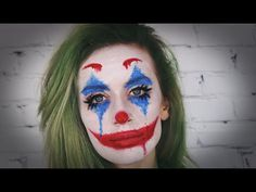 My first Halloween makeup tutorial of 🎃I'm getting a late start this year BUT let me know what other tutorials you want to see! Joker Halloween Makeup, Scary Halloween Costumes, Everyday Makeup Tutorials, Makeup Tutorials Youtube, My First Halloween, Halloween Make Up, Halloween 2019, Halloween Ideas, Mac Makeup