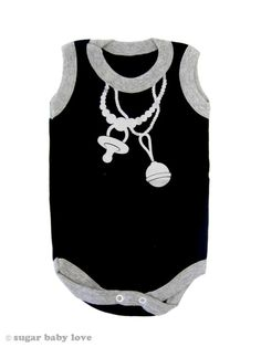 bling Bling Pacifier, Baby Bling, Black Bodysuit, Future Baby, New Baby Products, Daughter, Babies, Princess, Tank Tops