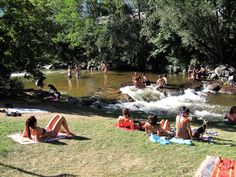 Here are 11 swimming water holes near Denver that will make your summer epic. #denver #colorado