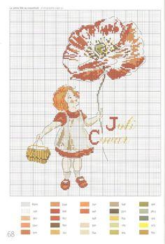 Gallery.ru / Фото #10 - Helene le Berre - Le langage des fleurs - velvetstreak