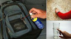WD-40 is een product dat wereldwijd verkrijgbaar is. Deze waterverdrijvende spray werd oorspronkelijk gebruikt om corrosie tegen te gaan. Maar anno 2016 zijn er oneindig veel manieren gevonden om dit wonderspul te gebruiken. Ook zijn we er vrij zeker van dat je er wel een in je kast hebt staan voor wanneer je fietsslot moeilijk opengaat. Als je wil weten waar je het nog meer voor kunt gebruiken dan raden we je aan om snel op de volgende pagina te kijken! 10 onverwachte redenen waarom WD-40…