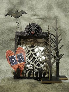 31 October - Halloween Shrine
