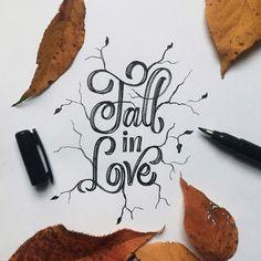 Lettering by Colin TierneyMedium used: Tombow Fudenosuke Brush Pen - Soft - Black Body