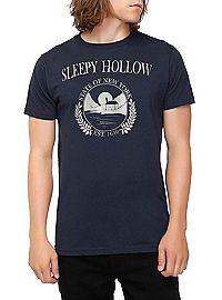 HOTTOPIC.COM - Sleepy Hollow Seal T-Shirt