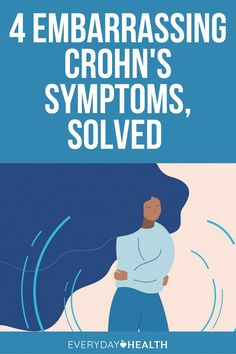 Crohn's Disease is hard enough without the added embarrassment of passing gas in public, and nausea. Here's how to reduce a Crohn's related gas and bathroom crisis.
