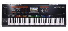 Roland Jupiter 80 Synthesizer £2,150.00
