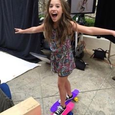Hi im Mackenzie Ziegler! Kenzie or Kenz for short. Im on a show called Dance Moms! Im 10 and I love dancing! My sister Is Maddie Ziegler.I also have my own album ! :)