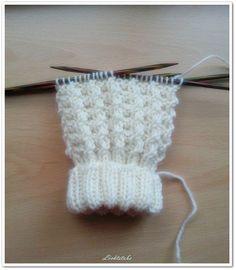 Hallo Ihr Lieben, hier ist ein neues Sockenmuster für Euch ...