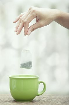 Today, I will drink tea and have a wonderful day. ~ Unknown