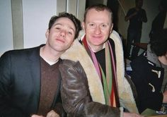 Reece Shearsmith & Mark Gatiss