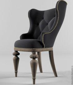 Купить Стулья Ар Деко(реплики) - белый, стул, мебель ручной работы, копия, ар деко