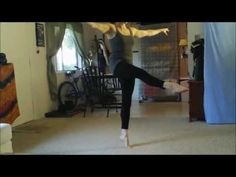 Awesome exercises to build strength and balance - would be great for a pre-pointe class