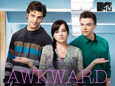The MTV show awkward is the story of a young girl who goes through all the typical high school drama as most people would expect in high school. But in reality it is falsely advertising a fake reality of what high school should be like. The majority of the show is over dramatized and advocates underage drinking, early sexual activity, illegal consumption of drugs, and violence.