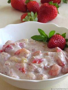 colazione crema budwig metodo http://www.kousmine.net/