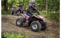 New 2017 Polaris Outlaw 110 ATVs For Sale in North Carolina. Key FeaturesFor riders 10 years old and older with adult supervisionParent-adjustable speed limiterElectronic Fuel Injected (EFI) 112 cc EngineYouth FeaturesALL NEW! Colors & Graphics: Check out the All NEW! Colors on Outlaw, Sportsman®, and PhoenixElectronic Fuel Injected (EFI) 112 cc Engine: EFI for consistent starting, improved idle quality, and a crisp linear throttle response.Parent Adjustable Speed Limiting: Easily select…