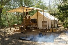 Is this home or long stay camping?