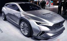 Subaru 'VIZIV Tourer Concept' Points to Future Hot Estate Model