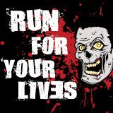 Zombie-infested 5k obstacle course race: Run For Your Lives