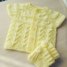 Baby Sweaters Patterns Sweater Patterns Knitting Patterns Baby Vest Cardigan Clothes For Kids Baby Knitting Patterns, Knitting For Kids, Easy Knitting, Baby Patterns, Baby Girl Vest, Baby Baby, Baby Cardigan Knitting Pattern, Sweater Patterns, Knit Baby Sweaters