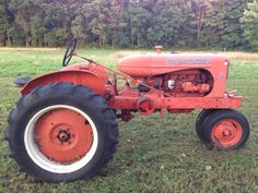 1000+ images about Allis-Chalmers Tractors on Pinterest | Tractors, Antique tractors and Models