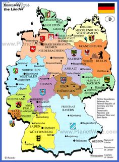 germany map httptoursmapscomgermany maphtml