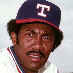 Texas Rangers pitcher Ferguson Jenkins