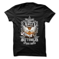 awesome BOTTOMLEY T-shirt Hoodie - Team BOTTOMLEY Lifetime Member