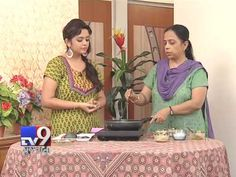 Kela Na Paratha & Chikoo No Halwo  For more videos go to http://www.youtube.com/gujarattv9  Like us on Facebook at https://www.facebook.com/tv9gujarati Follow us on Twitter at https://twitter.com/Tv9Gujarat Follow us on Dailymotion at http://www.dailymotion.com/GujaratTV9