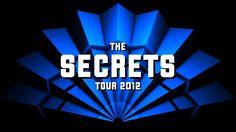 Secrets Tour 2012 Date: 15.07.12-15.12.12  Place: Tver, Kazan, Samara, Chelyabinsk, Ufa, Rostov, Sochi, Novosibirsk,  Saint-Petersburg, Ekaterinburg, Moscow  Client: Philip Morris Russia  Creative director: Alexander Us