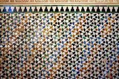 Tassellatura alhambra - Alhambra - Wikipedia, the free encyclopedia