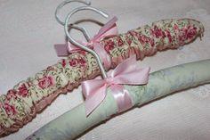 Rachael Ashwell Simply Shabby Chic Handmade garment hangers for Shabby Chic nursery