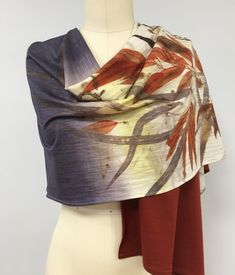 Sylvia Riley, Eco Dyed Fashion Silk Painting, Shibori, Timeless Design, Elegant, Unique, Artist, Style, Fashion, Classy