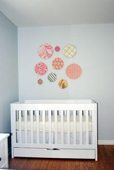 Anna Piacentini Lacher: Baby Girl Nursery
