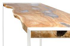 Schreibtische Holz