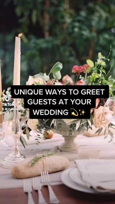 Find more wedding inspiration on our TikTok page! @stylemepretty