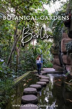 A Visit to the Berlin Botanical Gardens – Carefree Compass – Best Europe Destinations Voyage Europe, Europe Travel Guide, Europe Destinations, Spain Travel, Berlin Travel, Germany Travel, Places To Travel, Places To Visit, Empire Romain