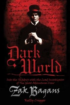 Dark World by Zak Bagans. Legit my most favorite book I have ever read. So good, total page turner.
