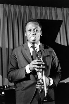 Miles Davis, 1958 (Robert W. Kelley—Time & Life Pictures/Getty Images)