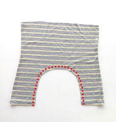 sewing harem pants