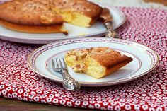 Clavel's Cook: Swedish visiting cake