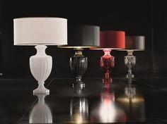 Candeeiro de mesa de cristal ALYCIA - ITALAMP