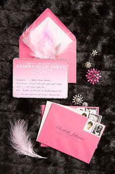 The Pajama Glam party I shot in the summer is finally hitting the web. One Charming Party  just released their pdf of tutorials and printabl...