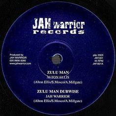 Zulu Man cover art